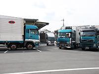 トラック風景
