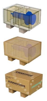 3D包装設計システム